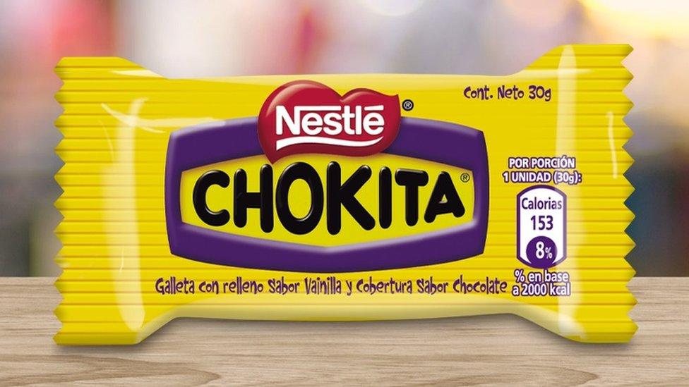 La nueva galleta chilena se llamará Chokita