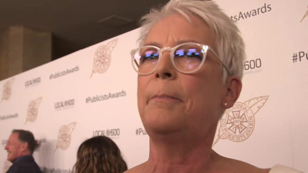 Jamie Lee Curtis on the 'moving machine' that is the Oscars