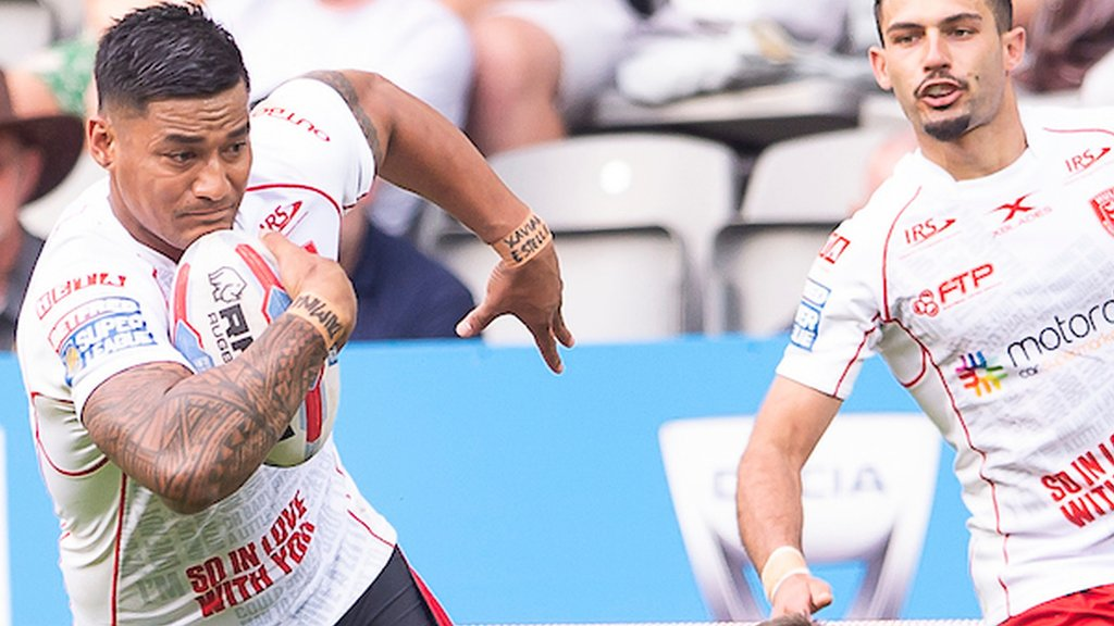 Hull KR pull off surprise win against Wigan