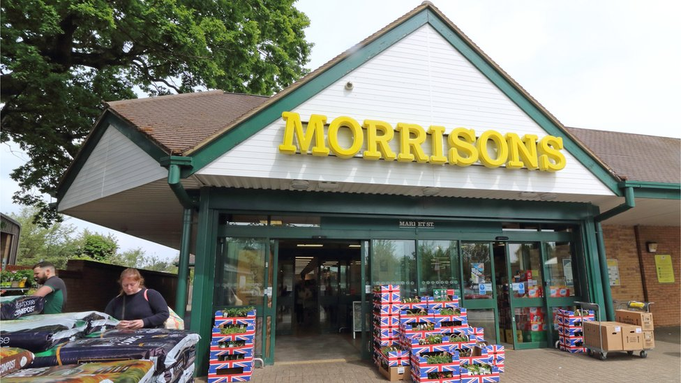 Morrisons and Amazon expanding same-day deliveries