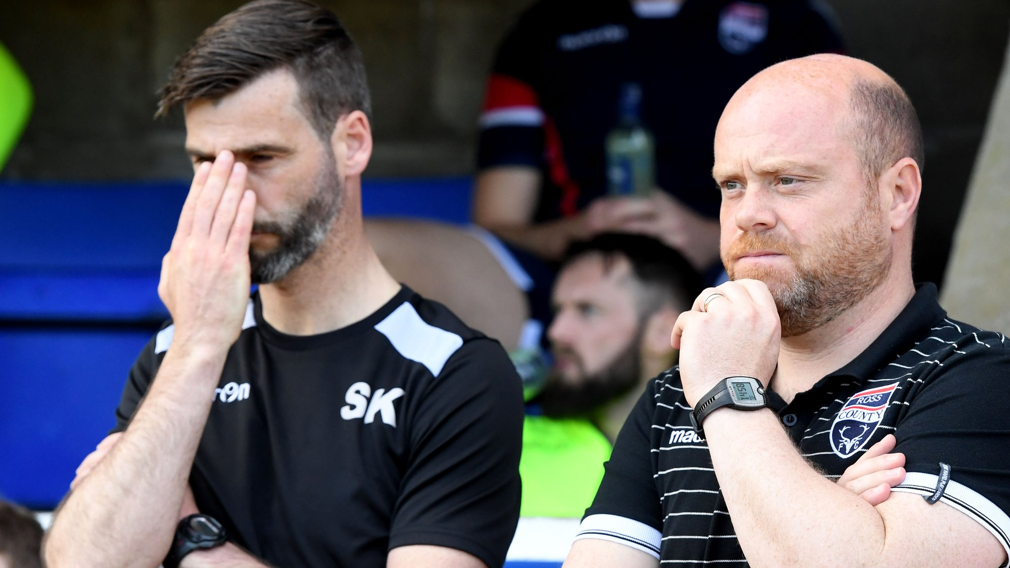 Ross County & Inverness Caley Thistle 'will rise again' - Barry Wilson