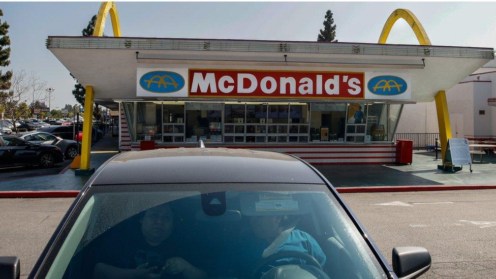 La sede más antigua de McDonald's todavía operativa está en Downey.