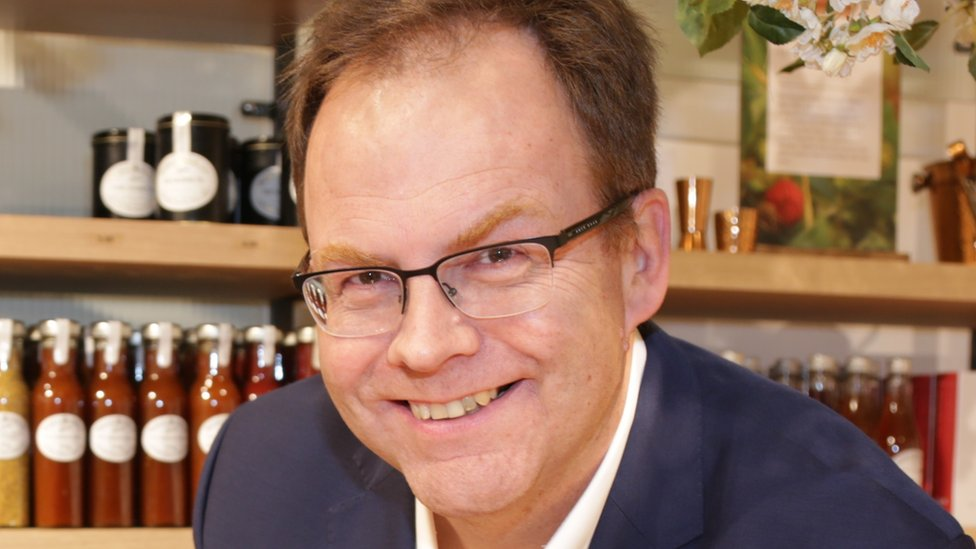Scott Goodfellow, joint managing director of Wilkin and Sons