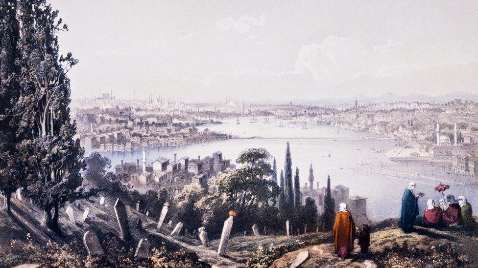 Anatolia en el siglo XV.