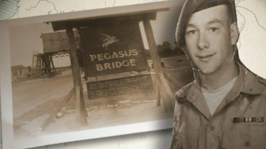 WW2: Funeral held for Pegasus Bridge D-Day veteran