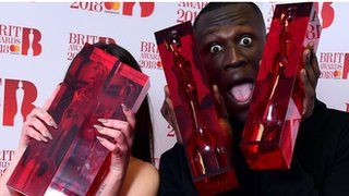 BBC News - Brits 2018: The real winners and losers