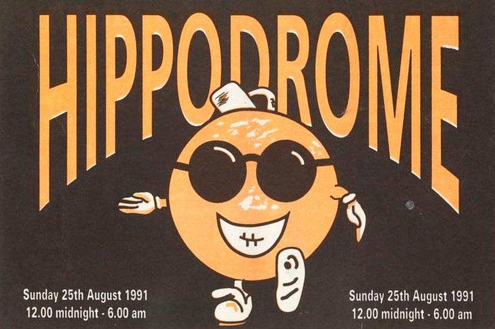 Hippodrome flyer