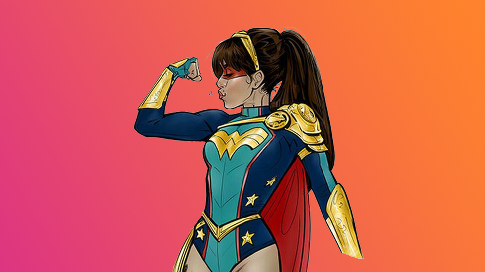 Wonder Girl: Who is she and why is she getting her own TV show? - CBBC Newsround