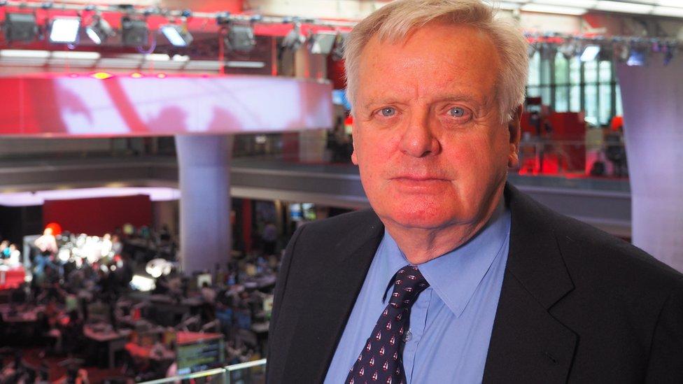 邁克爾·格拉德勳爵曾於2004年至2006年擔任BBC主席。