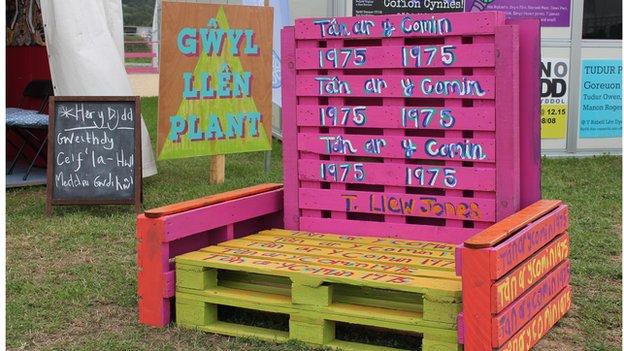 Gwyl Llewn Plant, T Llew Jones