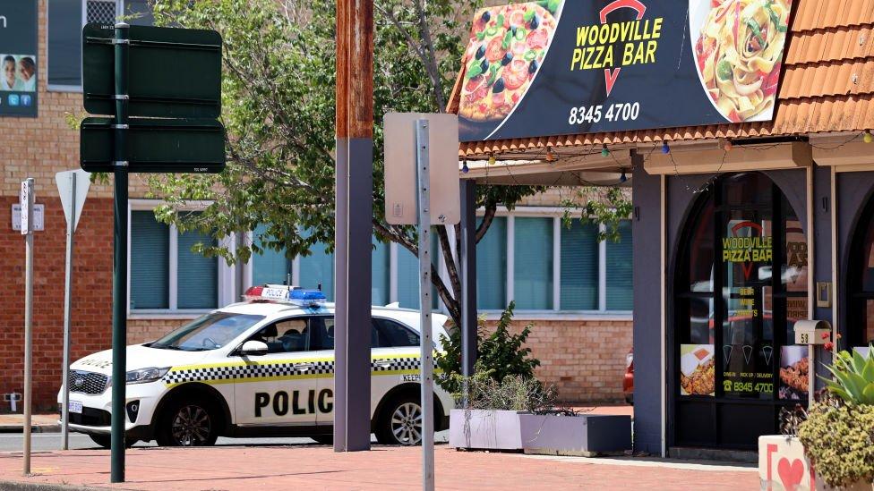 El Woodville Pizza Bar de Adelaide