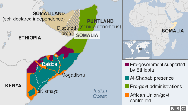 Somaliland Making A Success Of Independence Bbc News