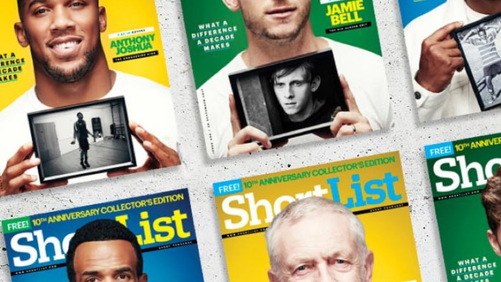 Publisher pulls plug on ShortList magazine