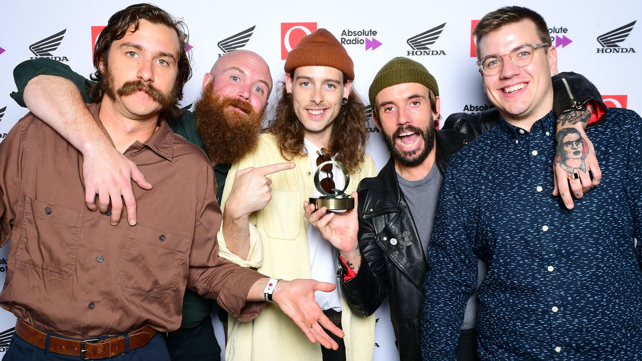 BBC News - Punk rock band Idles top 6 Music's list of best 2018 albums