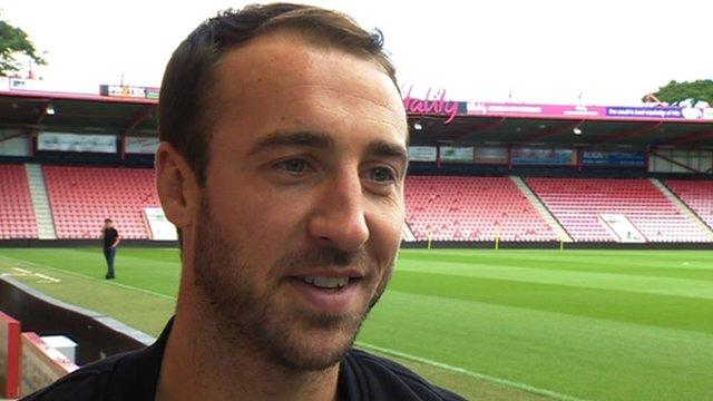 New Bournemouth signing Glenn Murray