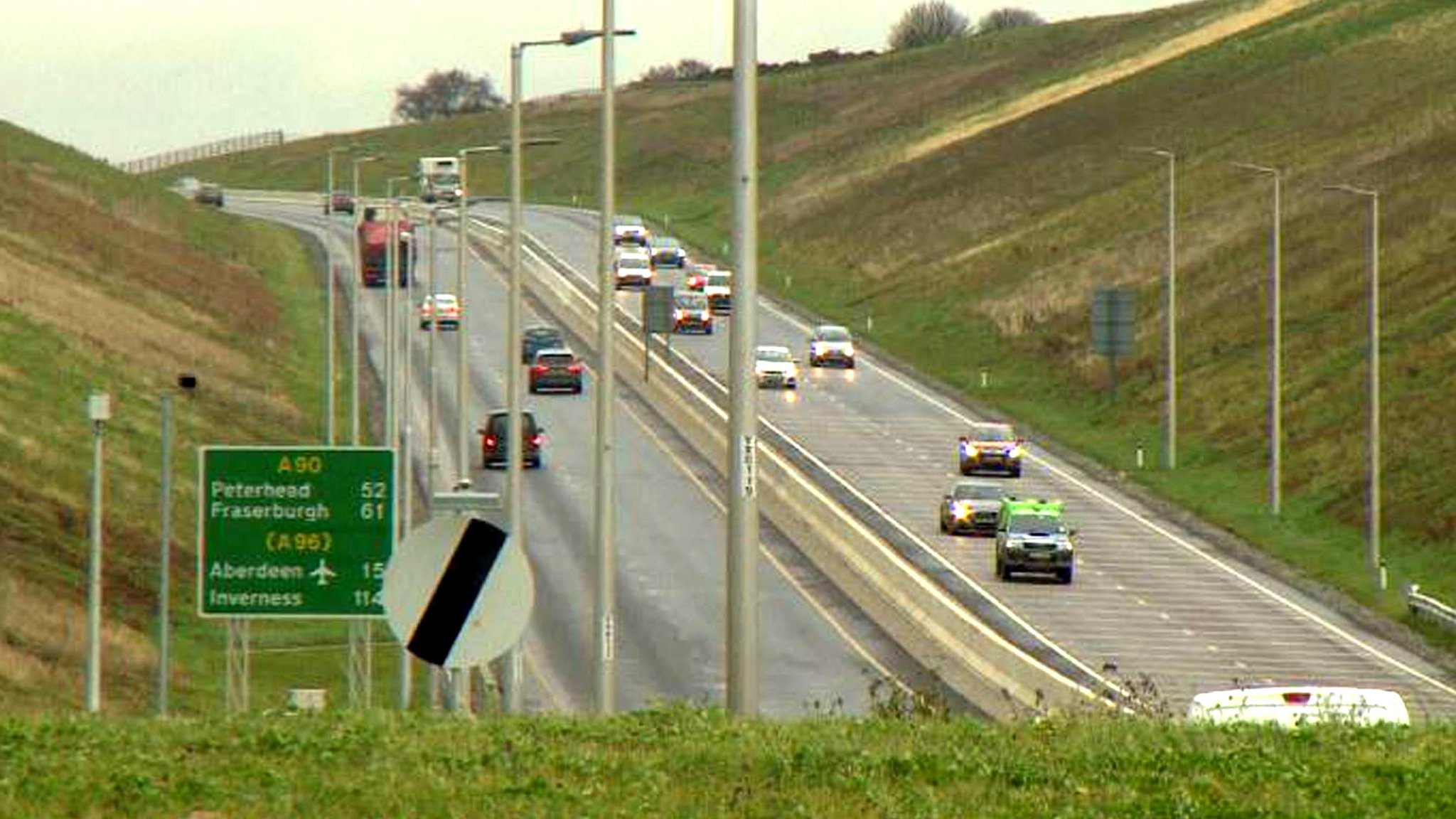 Aberdeen bypass to fully open on Tuesday morning