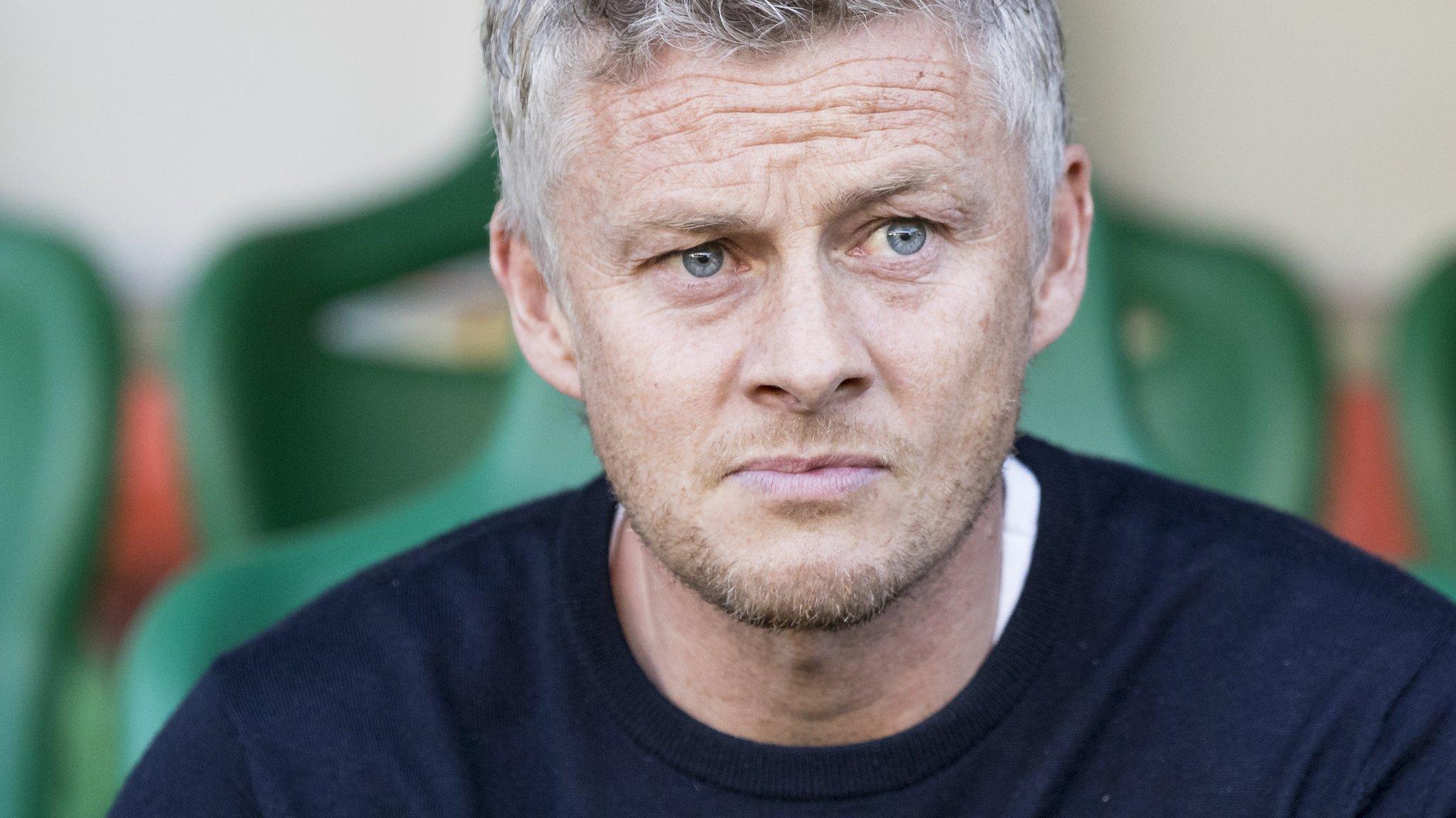 Solskjaer in running for Man Utd caretaker manager role