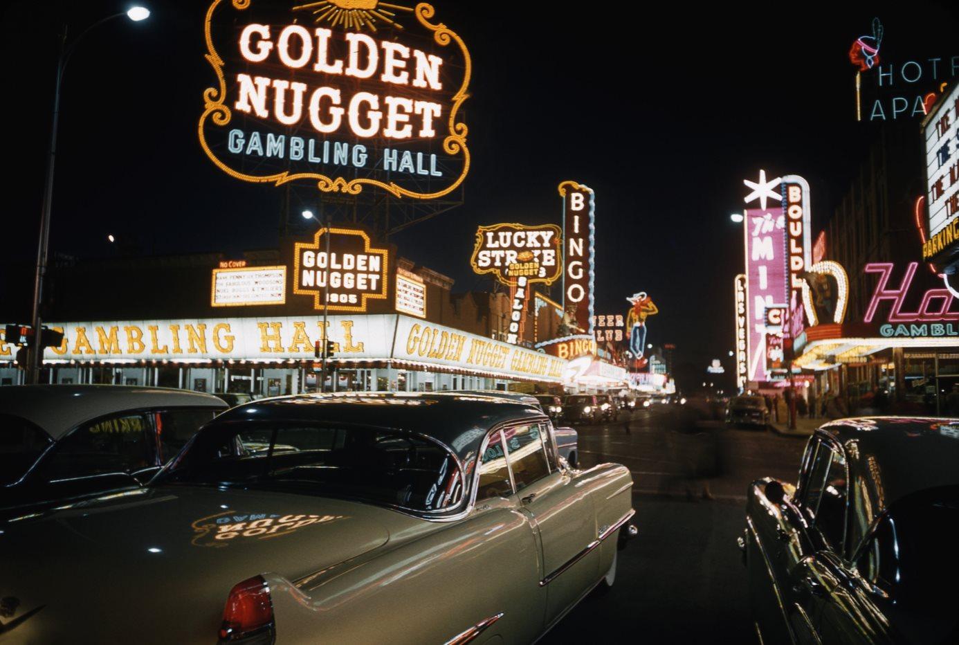 Ulica Frimont, Las Vegas, Nevada