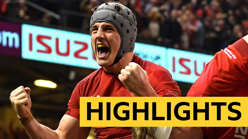 Six Nations 2019: Wales comeback stuns England