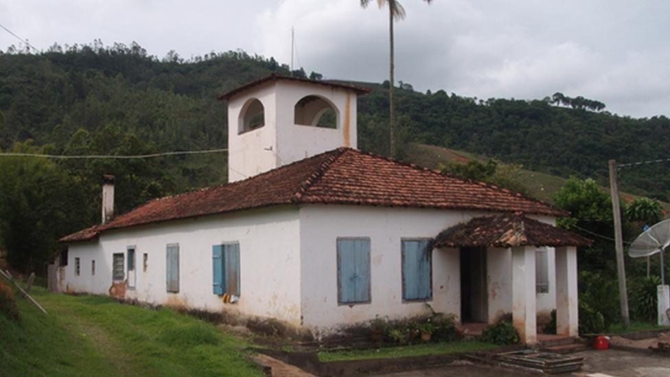 Casa de Mengele en Serra Negra