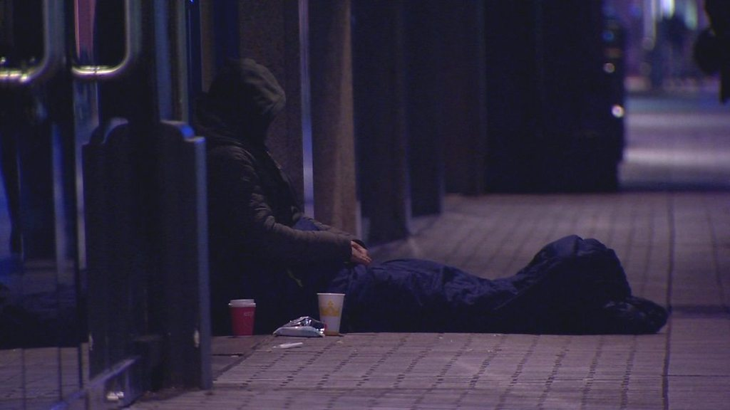 Homeless people dying on Northern Ireland's streets