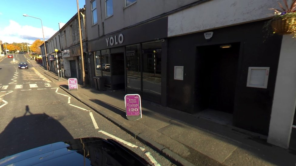 Man seriously hurt in Bathgate nightclub attack