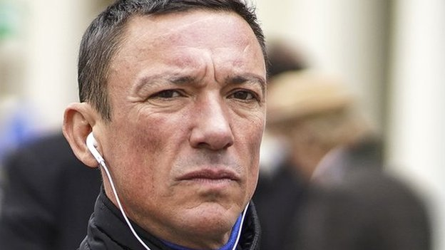 Frankie Dettori appeals against ban for careless riding on Angel's Hideaway