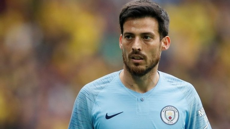 Silva to leave Man City at end of 2019-20 season