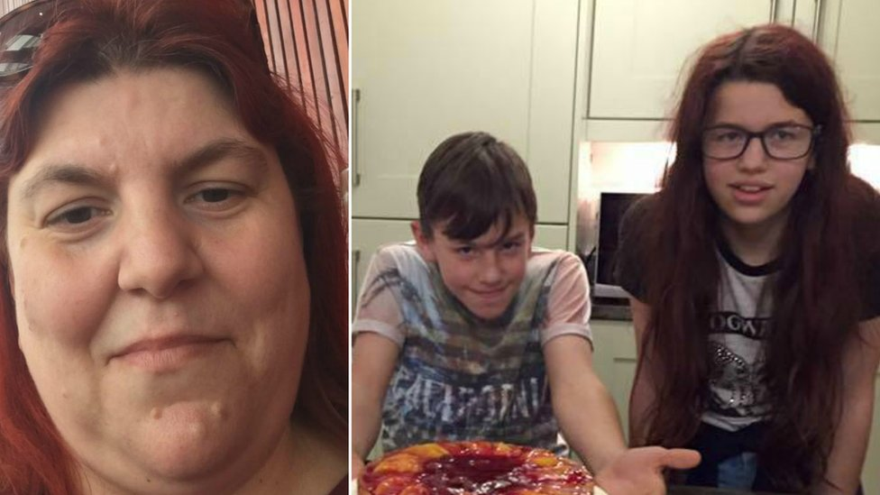 Stepfather saw mum and twins die in crash