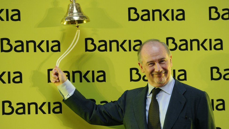 Spain Bankia trial: Thirty-four cleared of bank privatisation fraud thumbnail