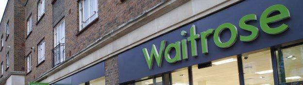 waitrose shop front