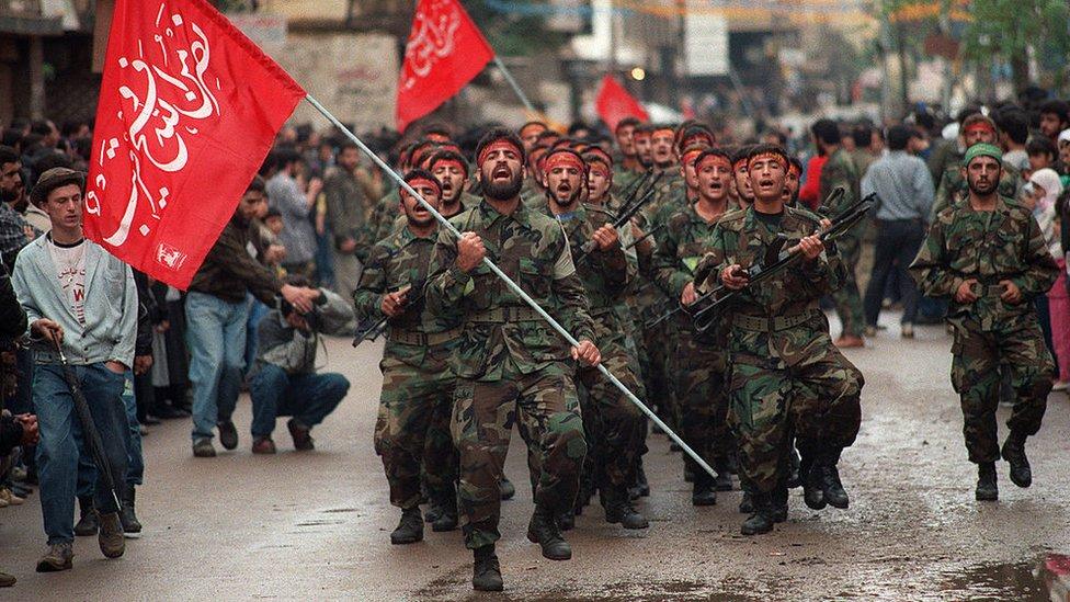 EE.UU. también acusa a Mahan Air de dar apoyo a la milicia libanesa de Hezbolá.