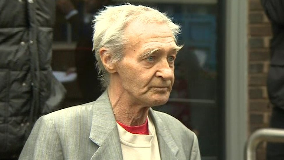 Paddy Hill was wrongly convicted of the Birmingham Bombings