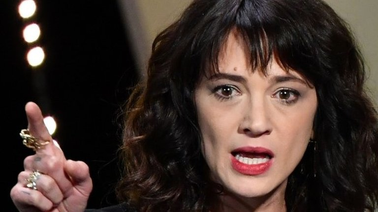 Asia Argento: #MeToo figurehead denies sexual assault of minor