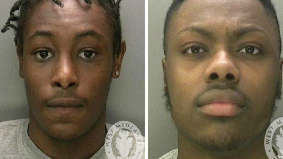 Two jailed after Birmingham machete attack on boy