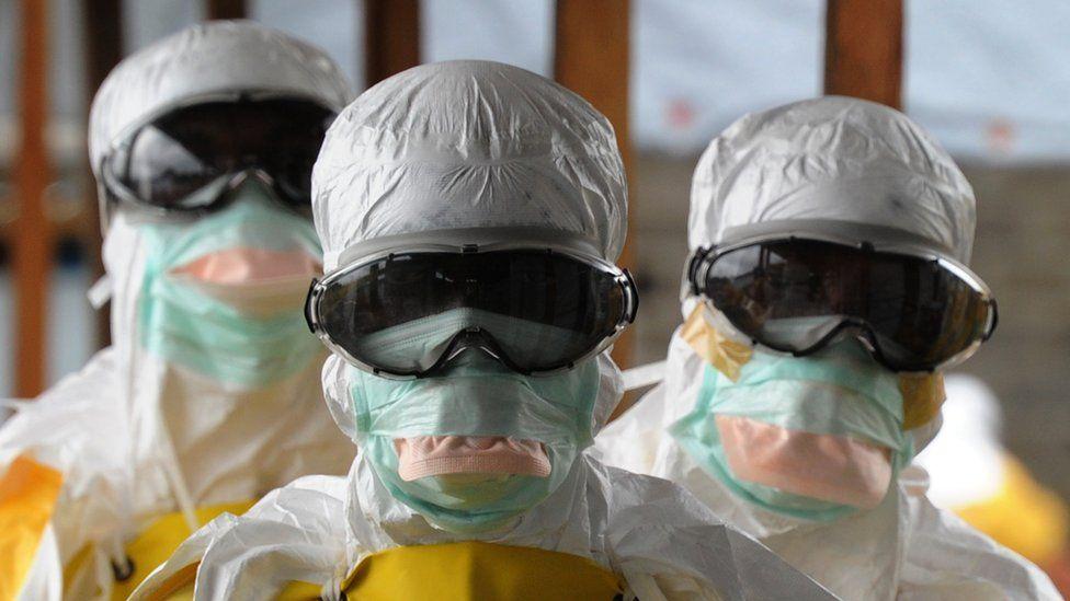 Brote de ébola en República Democrática de Congo