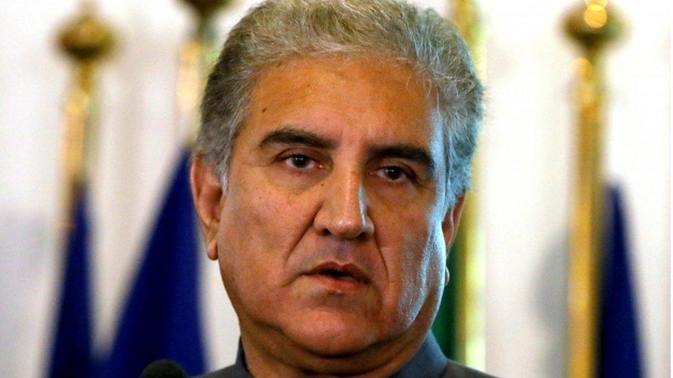 कुलभूषण जाधव मामले पर क्या बोले पाकिस्तान के विदेश मंत्री