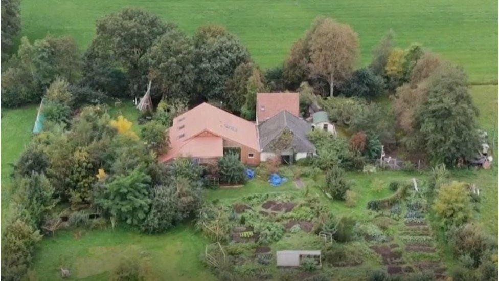 Hollanda'da taciz yapılan çiftlik