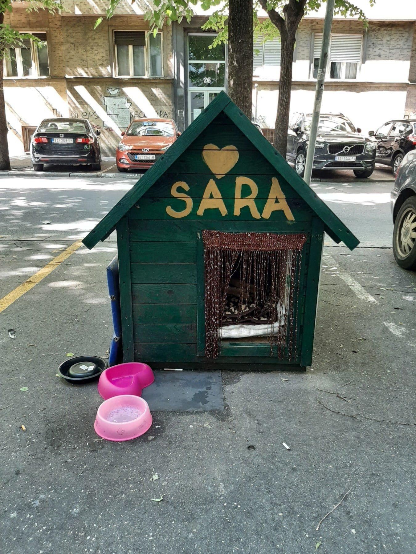 sarina kućica