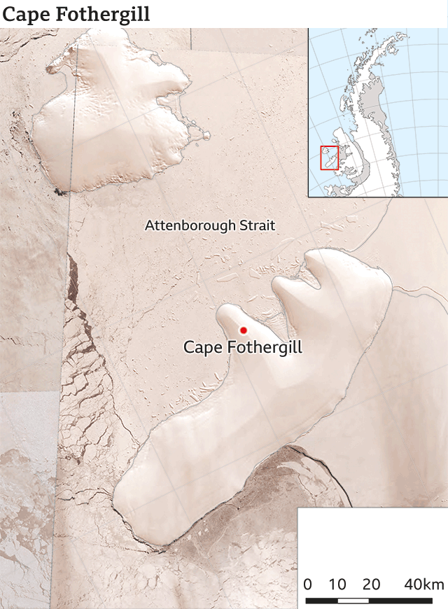 Cape Fothergill