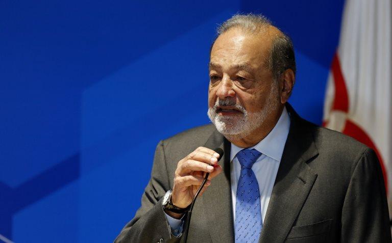 Meksikalı milyarder Carlos Slim