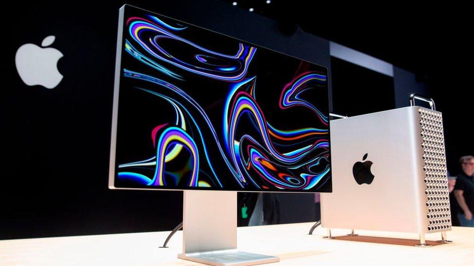 Nuevo modelo de Mac Pro
