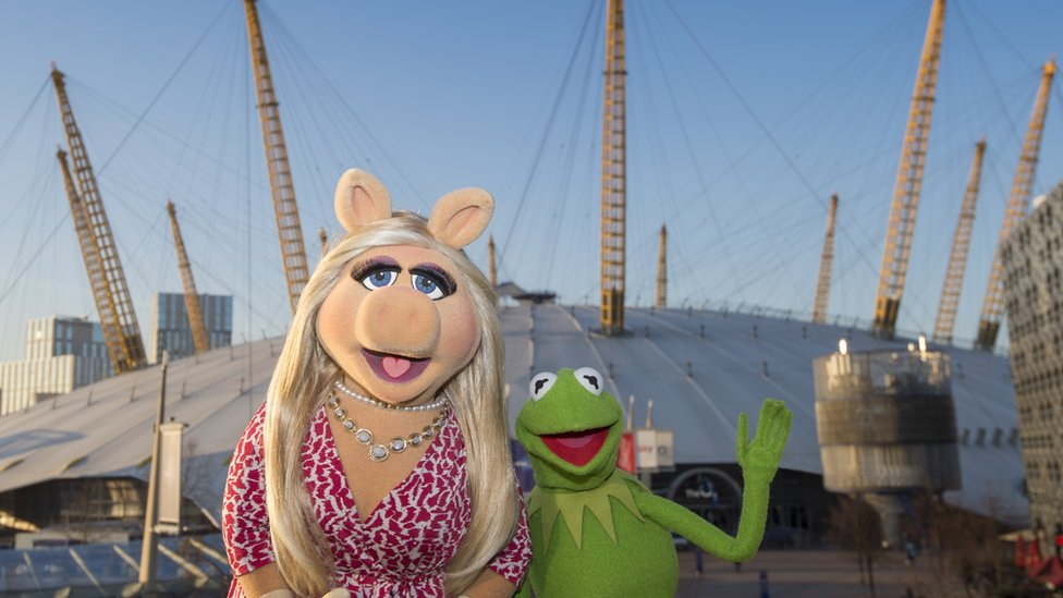 Kermit The Frog: 'I try to lead a clean life'