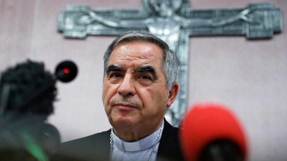 Vatican: Italian woman arrested in fraud scandal thumbnail