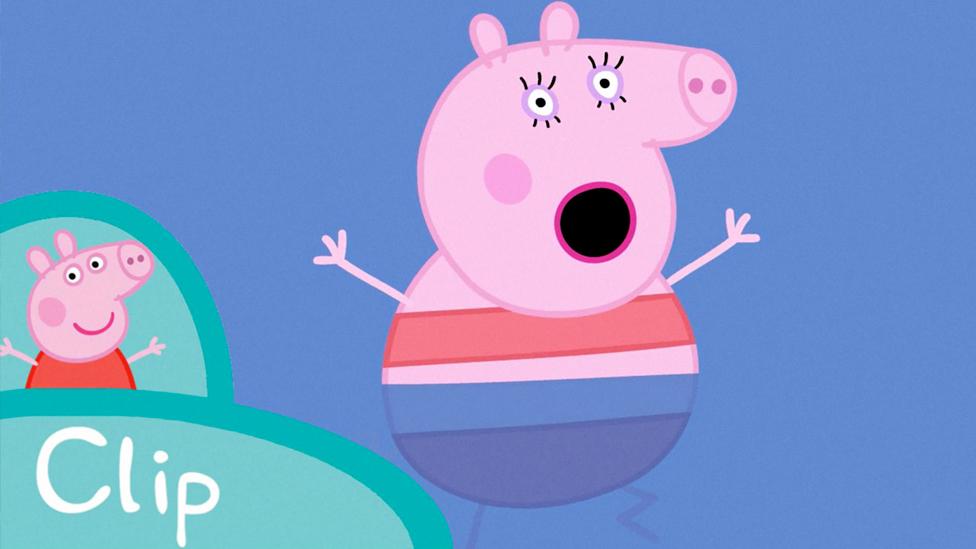 Peppa Pig Blocked From China S Douyin Video Platform Bbc News