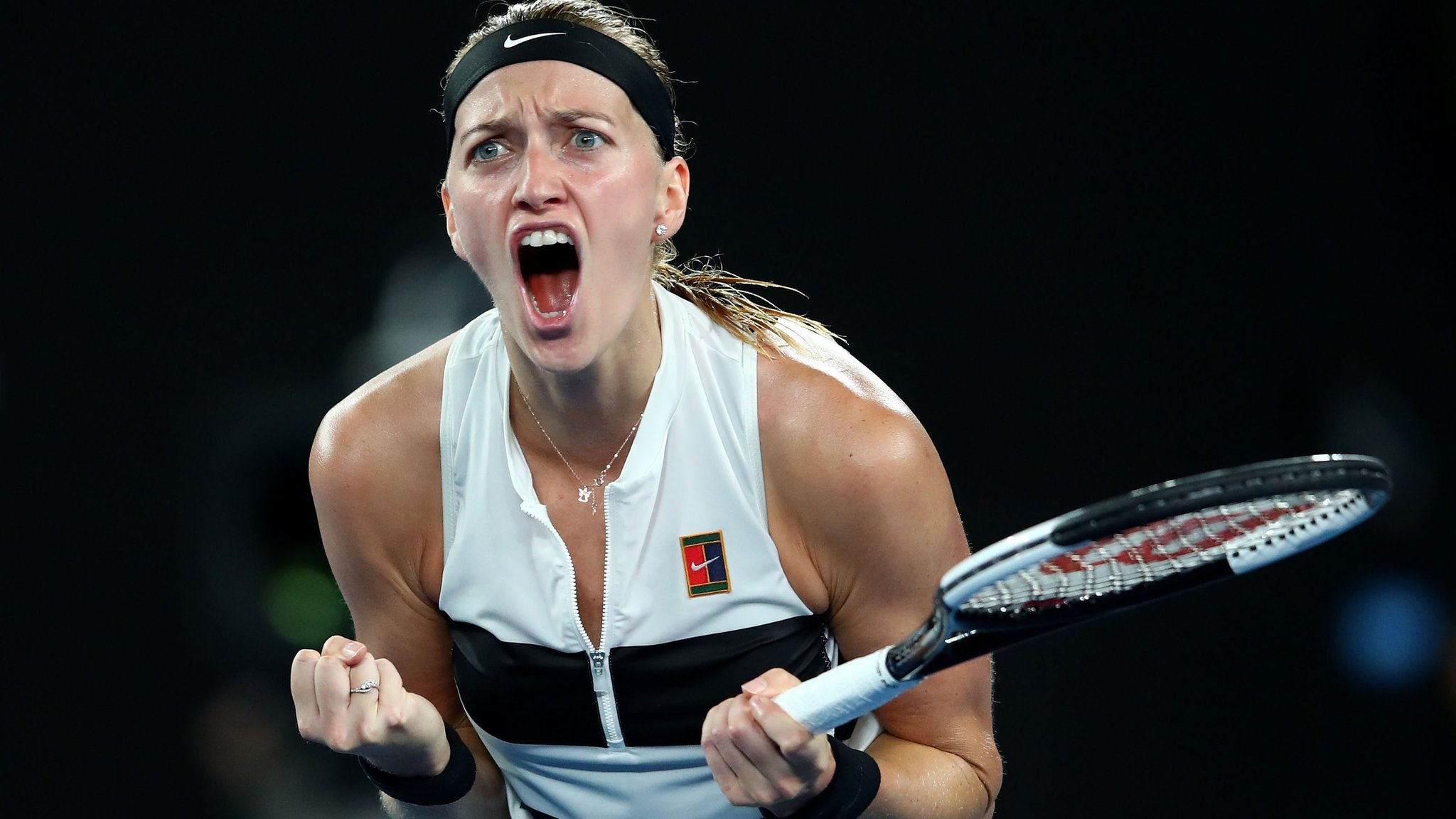 'Not many thought I could return after knife attack' - Kvitova