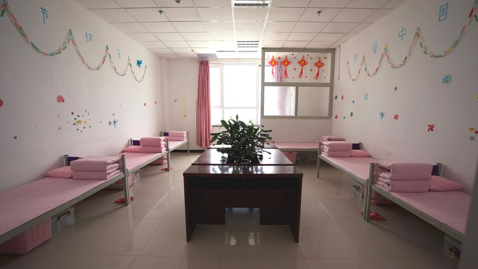 A female dormitory