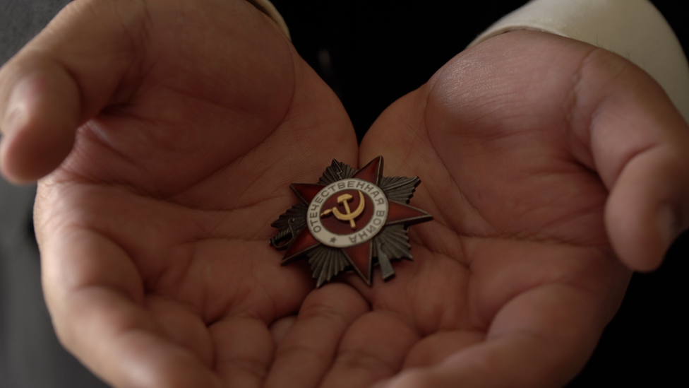 Medalla de guerra rusa