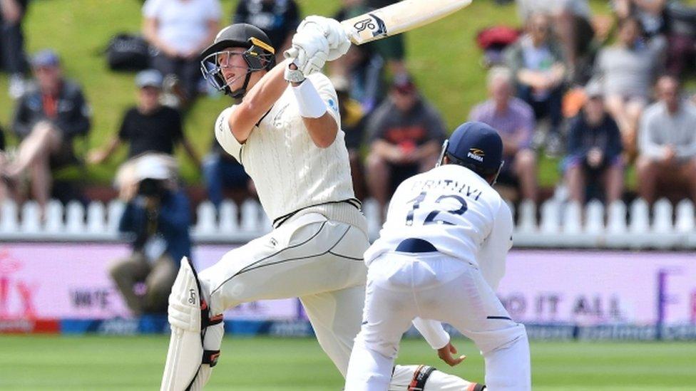 कायल जेमिसन: वेलिंगटन टेस्ट में टीम इंडिया के सिरदर्द बने