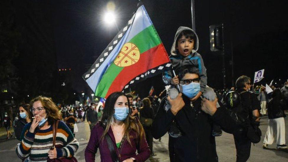 Celebraciones en Chile